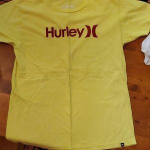 Hurley mustard and ketchup ss tee